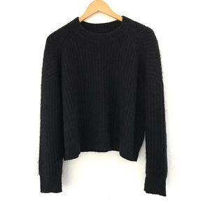 All Saints black sweater